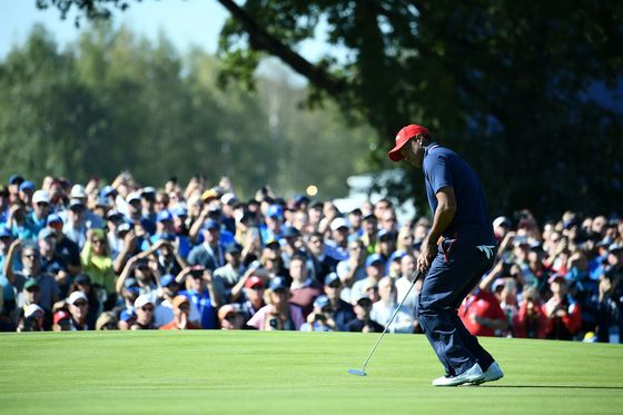 AT&T Swings Big With Golf's Match of the Century