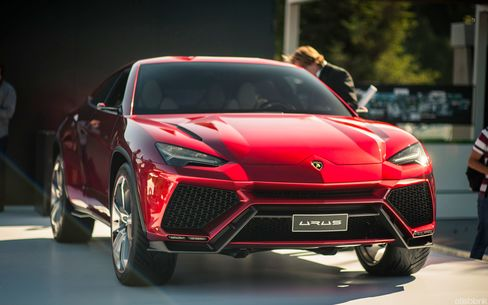 The Lamborghini Urus will be the first modern SUV from the 53-year-old Italian brand.