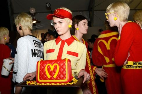 Moschino's McDonald???s Fashion Is Selling Out