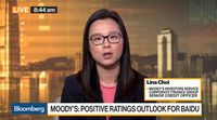 relates to Moody's Choi Has a Positive Ratings Outlook for Baidu