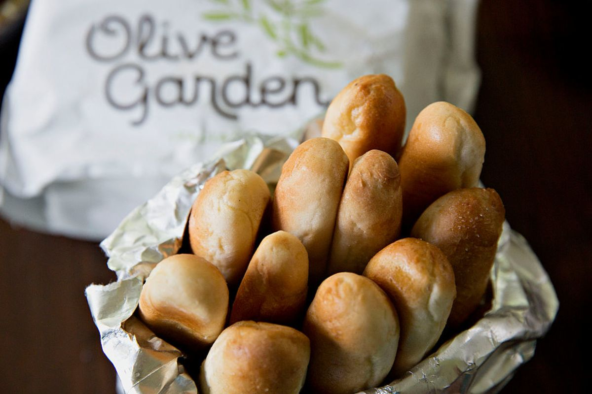 You Just Can\'t Keep Olive Garden Down - Bloomberg