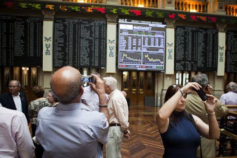Rajoy Bid to Avoid Full Bailout Risks Falling Short