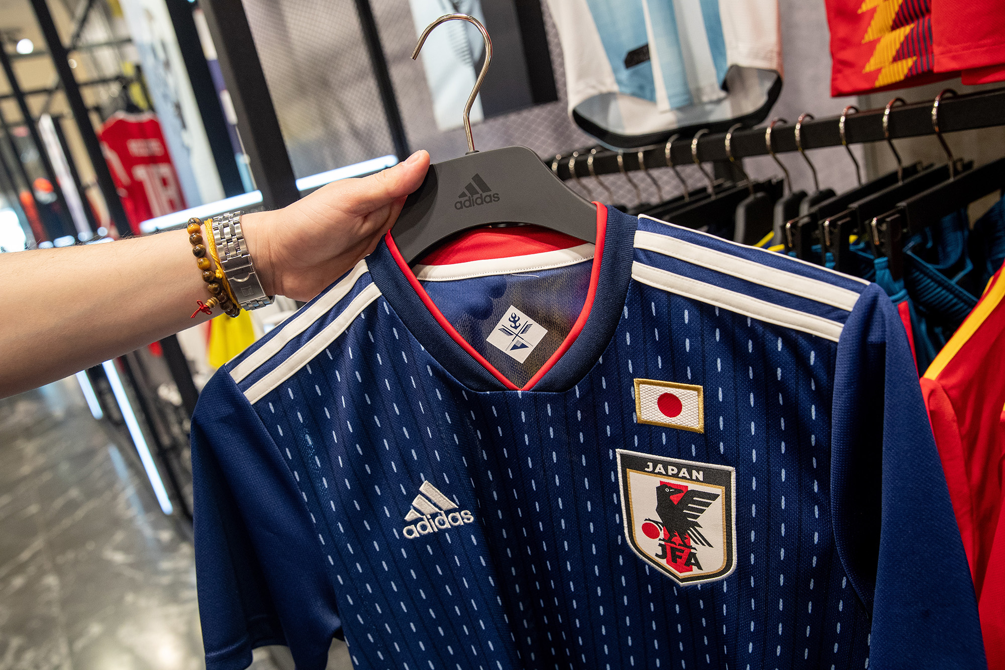 955de1abb19 Adidas Expects Record World Cup Jersey Sales - Bloomberg
