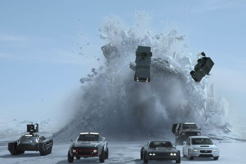Here Are The Secrets To The Insane Car Scenes In Fate Of The Furious