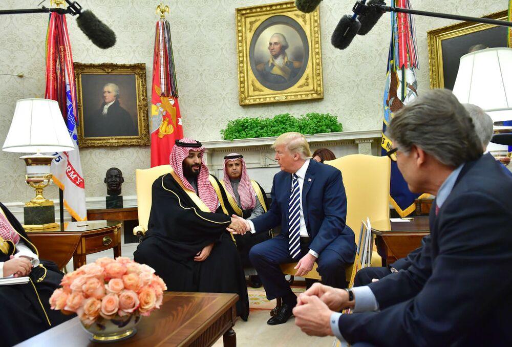 Trump and the Saudis Grow More Isolated