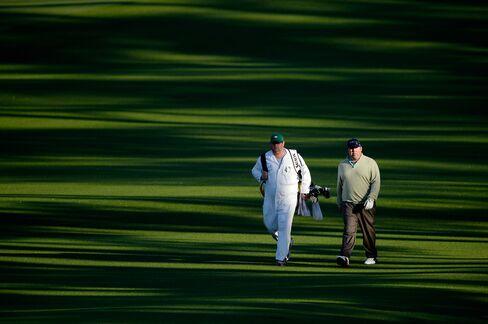 Golfer Kevin Stadler