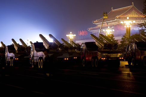 China Has World's Most Active Missile Program, Pentagon Finds