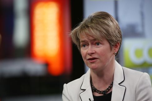 TalkTalk Telecom Group Plc Chief Executive Officer Dido Harding Interview