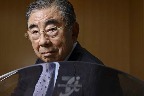 Seven & I Holdings Chairman Toshifumi Suzuki