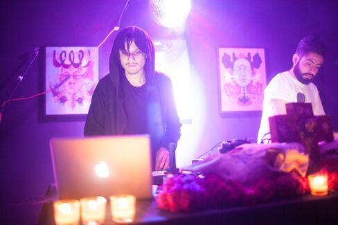 DJ Sacro Imperio Romano |Noche de Muertos Party, Piedra Lumbre Bar | 11/1, 1:32AM