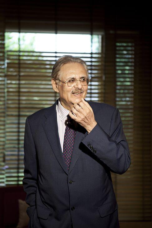 ITC Chairman Yogesh Deveshwar