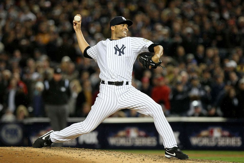 9174958fc3a Yankees Mariano Rivera Voted Unanimously to Baseball Hall of Fame ...
