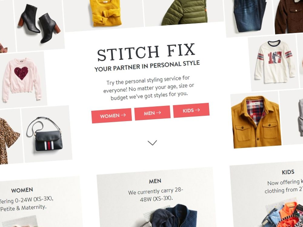 Stitch Fix Sinks as Outlook Suggests Customer Add Troubles