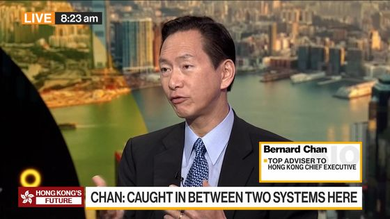 Top Hong Kong Adviser 'Pretty Sure' Anti-Sanctions Law Is Coming