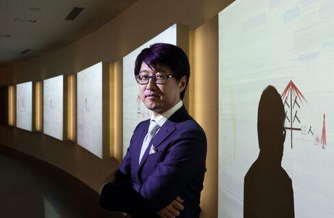 Cool Japan Fund Inc. CIO Koichiro Yoshizaki