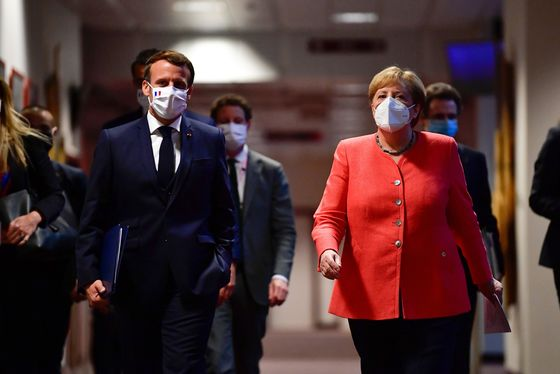 Attending Her Last G-7, Merkel Has Had Enough of U.S. Leadership