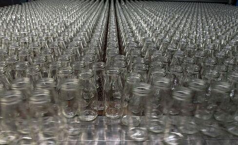 Vitro SAB Bottle Production