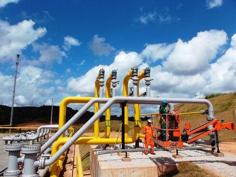 PGN Natural Gas Facility