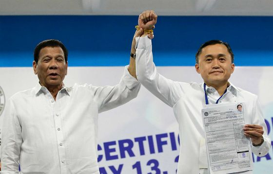 Duterte Already Campaigning for Crucial Midterm Vote Next May