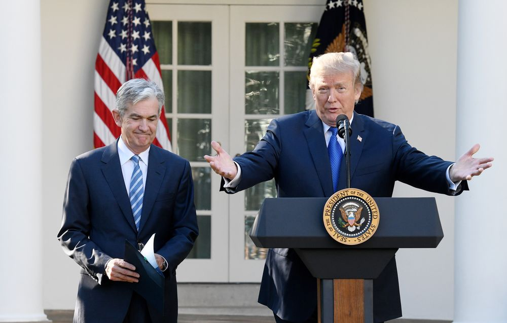 Even the Fed Is Hard-Pressed to Put America First