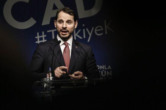 Turkish Inflation Set to Decline Sharply Soon, Albayrak Says