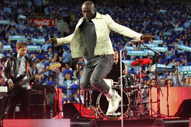 Seal, singer