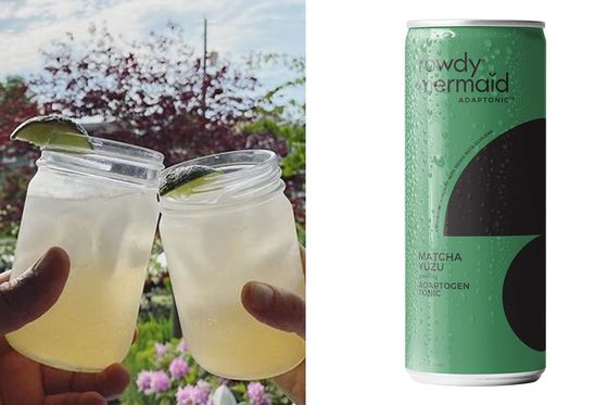 These Health-ConsciousDrinks Aren'tthe Sugary SodasYou Grew Up On