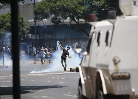 A Coup in Venezuela? That Word Is Best Avoided in This Situation