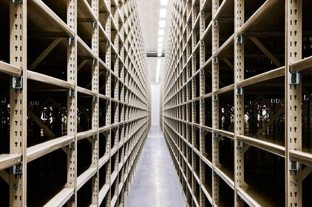 The National Archives and Records Association keeps old tax records and federal court documents at the facility. Pick a fight with the Internal Revenue Service and the paper trail may lead to these shelves.