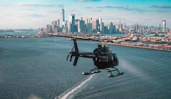 NYC Executives Commuting to Work by Air From Vacation Homes