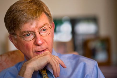 Conservative columnist and pundit George Will.