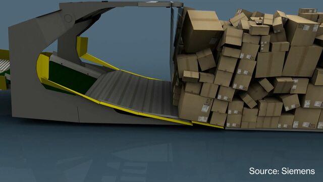 Robots Edge Closer to Unloading Trucks in Amazon-Era