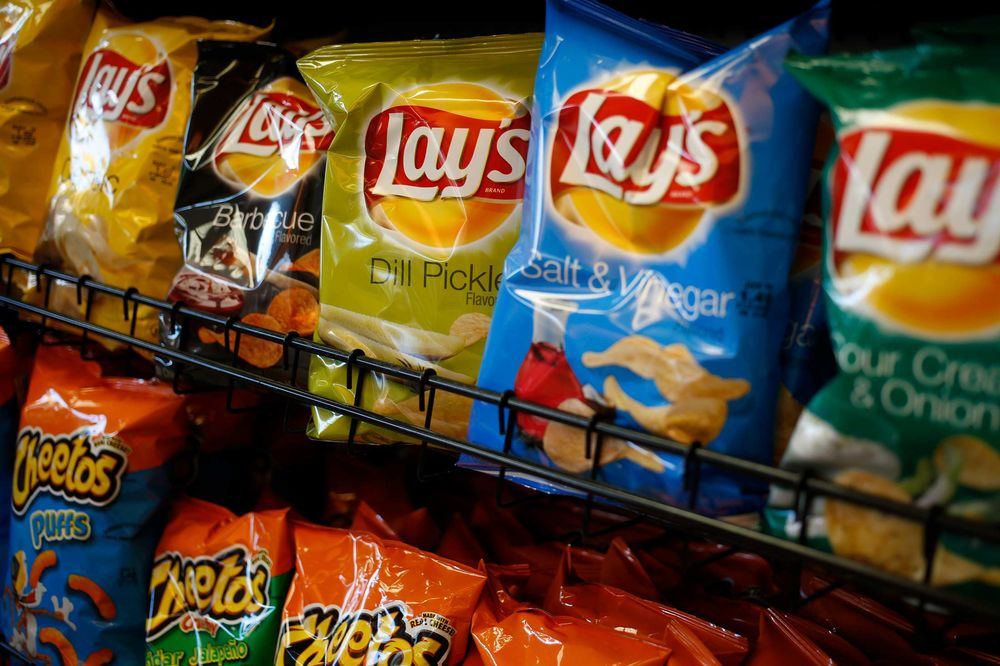 Frito-Lay's Volume Sputters in Troubling Sign for PepsiCo