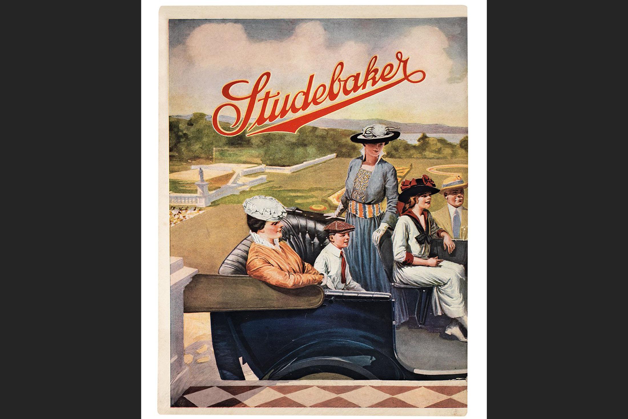 Studebaker, 1916