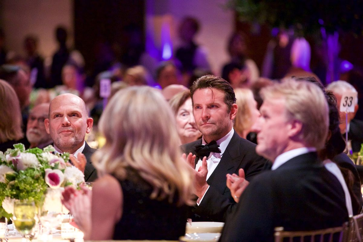 Wall Street Turns Out for Beethoven, Bradley Cooper, Osso Buco