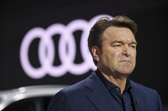 Audi Sales Slump Puts Pressure on CEO to Deliver Turnaround