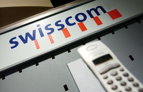 Swisscom Beats Profit Estimate, Raises 2010 Targets