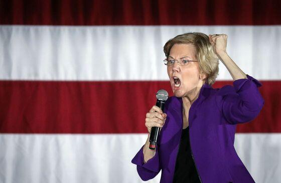 Elizabeth Warren's Tech Assault Propels Fringe Antitrust View to Spotlight