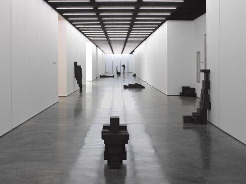 Antony Gormley Installation