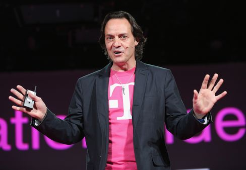T-Mobile US Inc. Chief Executive Officer John Legere