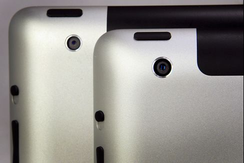 Apple Inc. iPads