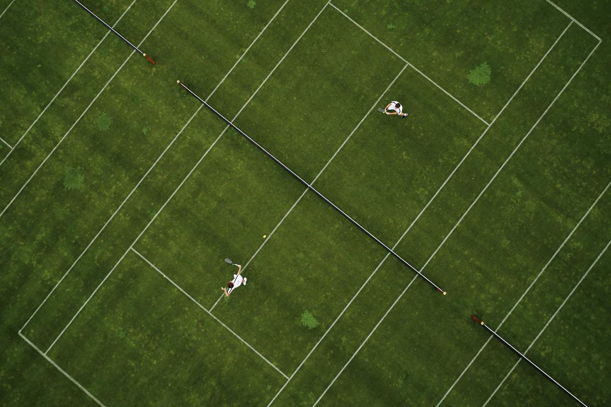 Why You Should Experience The Beauty And Agony Of Grass Court