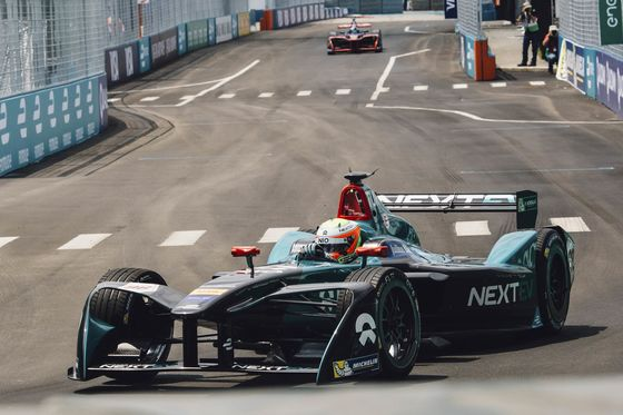 Tired of Waiting on Tesla? Formula E Racers Now for Sale