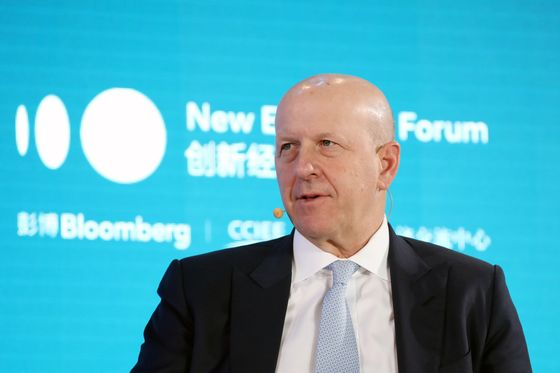 Goldman Plans to Double China Headcount to 600 in Five Years