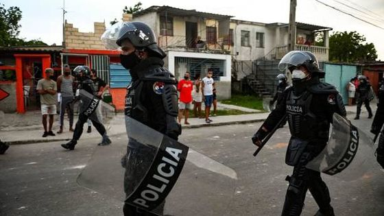 Desperate Cubans Brave Sea to Flee Covid—and Island's Unrest