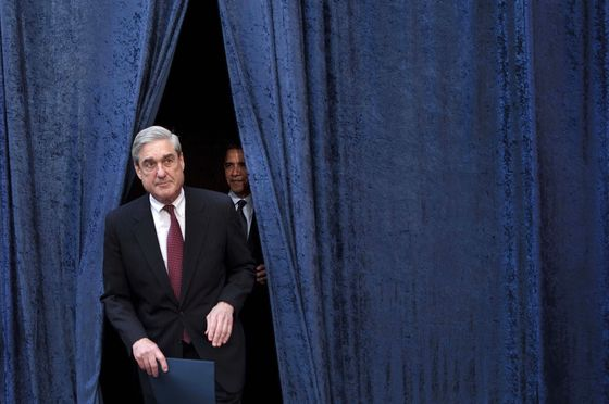 When Mueller Issues a Report, Trump May Try to Suppress Some of It