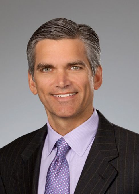 Incoming CEO Of Sotheby's Tad Smith