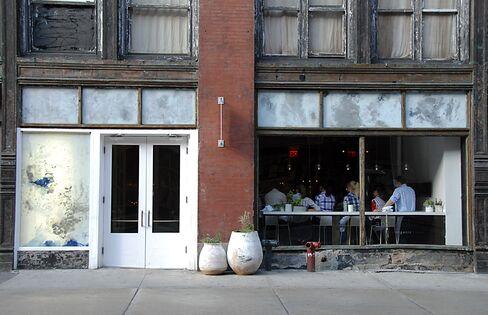 ABC Kitchen Exterior