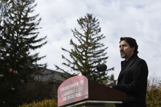 Trudeau's Carbon Tax Upheld by Top Court, Cementing Green Agenda