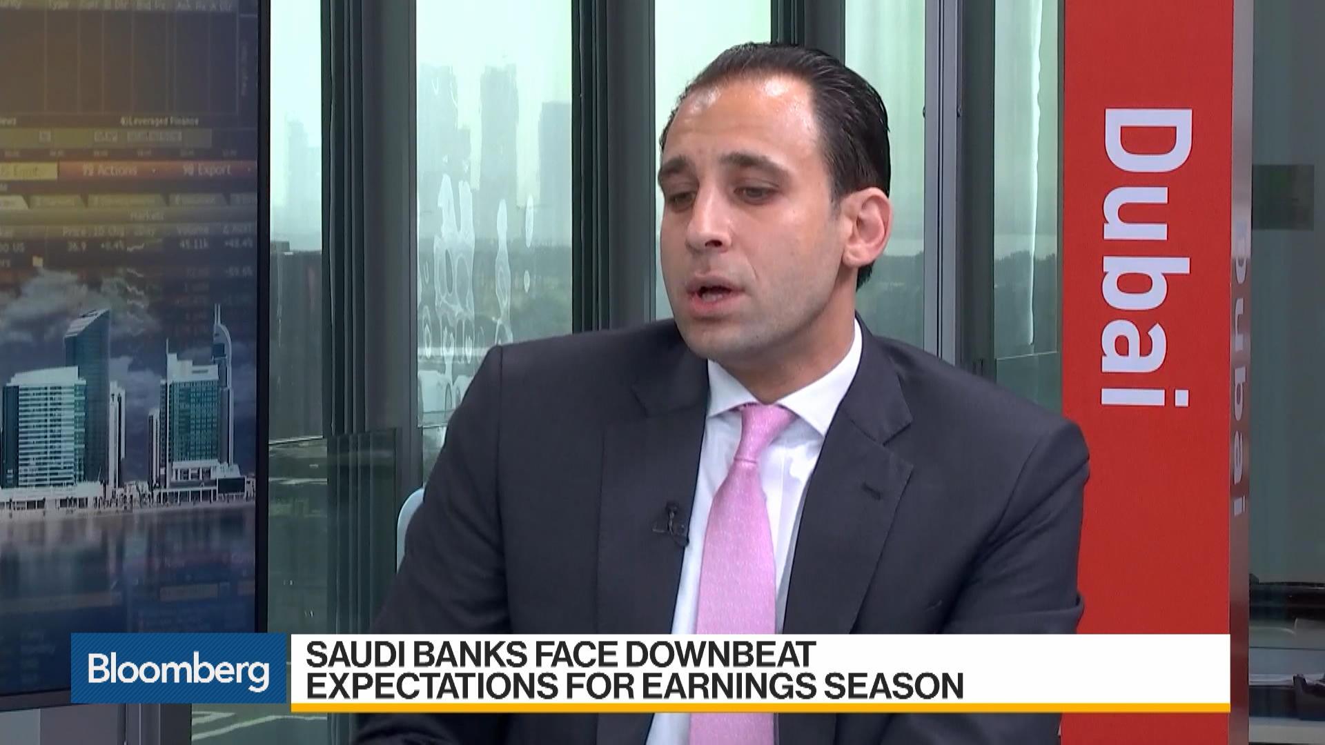 Ali El Adou, Head of Asset Management at Daman Investments, on Saudi Arabian Banks